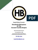 The Wonderful Ethiopians of the Ancient Cushite Empire