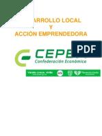 Desarrollo Local y Acción Emprendedora