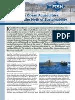 Kona Blue's Ocean Aquaculture