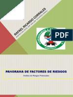 Panorama Factores de Riesgo