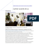 13-06-04 Detalles Del Primer Acuerdo de La Habana