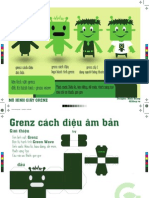 Mô hình giấy Grenz