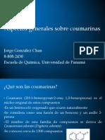 Aspectos Generales Sobre Coumarinas