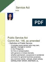 Public Service Laws(2)