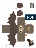 Bat Paper Box Series by Paperbox World