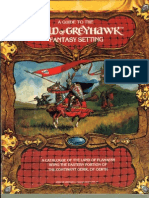 World of Greyhawk Boxed Set Version
