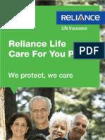 Reliance Life CareforYou-Brochure