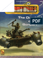The Overlord of Bonparr - Folder, Maps