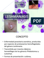 Leishmaniasis Expo