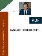 Mourgue Dynamique de Groupe