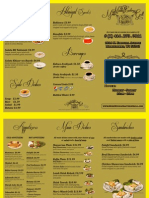 Moes Middle Eastern Grill Take-Out Menu