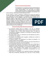 Derecho Internacional Humanitario Conclusiones
