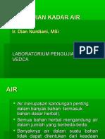 31590606 Pengujian Kadar Air