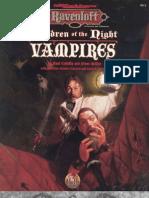 TSR 9513 Vampires