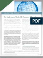 L.E.K. Marketplace of the Mobile Consumer