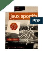 Jeux 04 Jeux Sportifs Michel Galland