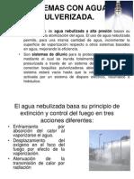Sistemas Con Agua Pulverizada[1]