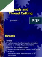 Threads and Thread Cutting