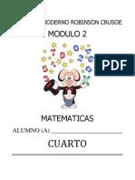 Modulo Matematicas 4 Final