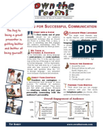 Tips for Successful Communication