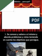 Presentación de Didáctica