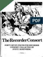 The Recorder Consort compilado.pdf