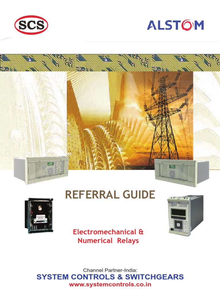 Relay referral guide alstom cheapraybanclubmaster Choice Image