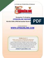 1.1 SERI PANDUAN SUKSES - BENTUK SOAL CPNS.pdf