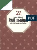 Surányi Dezső - Régi magyar ellenálló gyümölcsfajták
