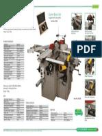 Wood Combination Machine