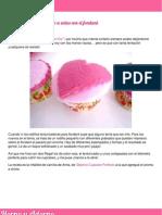 Cupcakes de Chicle y Mi Primer Reto Con El Fondant