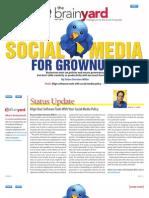 Social Media for Growups