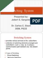 Switching System-B