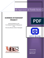 Report Summer Internship
