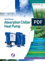 Absorption Chillers and Heat Pumps - Advertisment