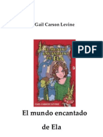 El mundo encantado de Ela - Gail Carson Levine.pdf