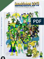 Projeto Brasil Quadrinhos 2000 a Longo Praso