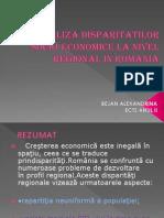 2.Analiza Disparitatilor Socio-economice(Bejan Alexandrina Ects Anul II)