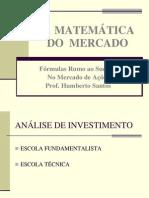 A MATEMÁTICA DO MERCADO - sala5_humberto_santos
