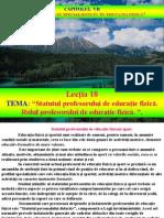 TMCF Lectia 18