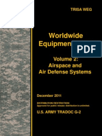Worldwide Equipment Guide Volume 2 Airspace and Air Defense Systems