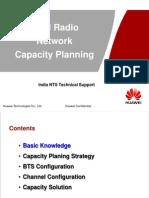 Capacity Planing