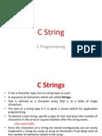 C Strings