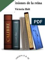 Las Confesiones de La Reina - Victoria Holt