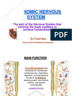 Autonomic Nervous System February 2007