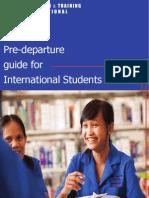 2011 PreDeparture Guide