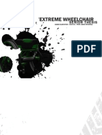 Extreme Wheelchair Process Book