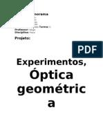 Projeto de física