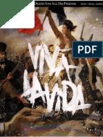 Viva La Vida - Songbook