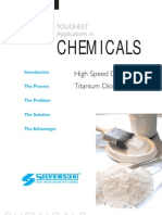 High Speed Dispersion of Titanium Dioxide Chemical Industry 130707221258 Phpapp02